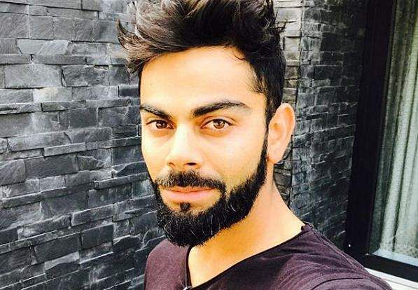 The cricketer soon after sported the haircut in a glowing selfie.