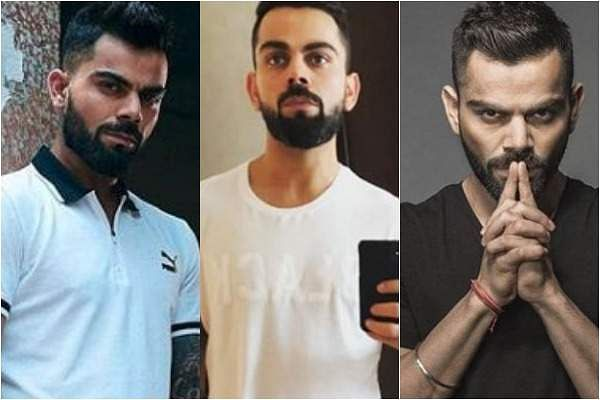 Virat Kohli has come a long way over the years and has always believed in staying trendy, which he attributes to his wife Anushka Sharma. From sporting a wavy hair to the short crop, the well-trimmed