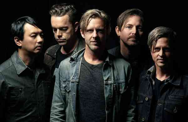 Switchfoot Rock Band