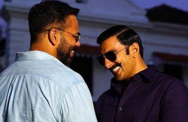 Rohit Shetty and Ranveer Singh