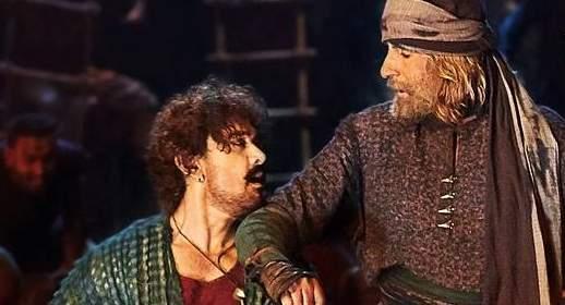 Aamir Khan Amitabh Bachchan latest pictures