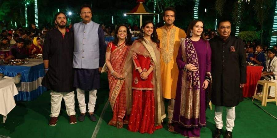 Isha Ambani, Anand Piramal wedding estimated to cost over $100 million