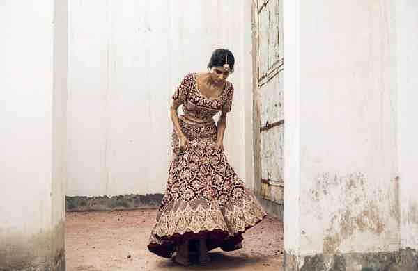 Latest Wedding Lehengas Collection