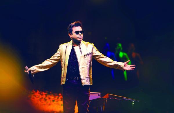 A R Rahman Live Music Concert in Bangalore