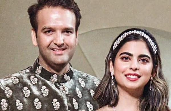 Isha Ambani, Anand Piramal host first wedding reception at 452 crore, five-story bungalow gifted by