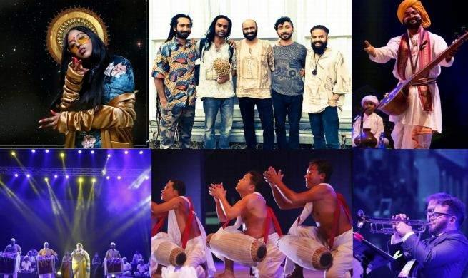 Serendipity Arts Festival Goa 2018