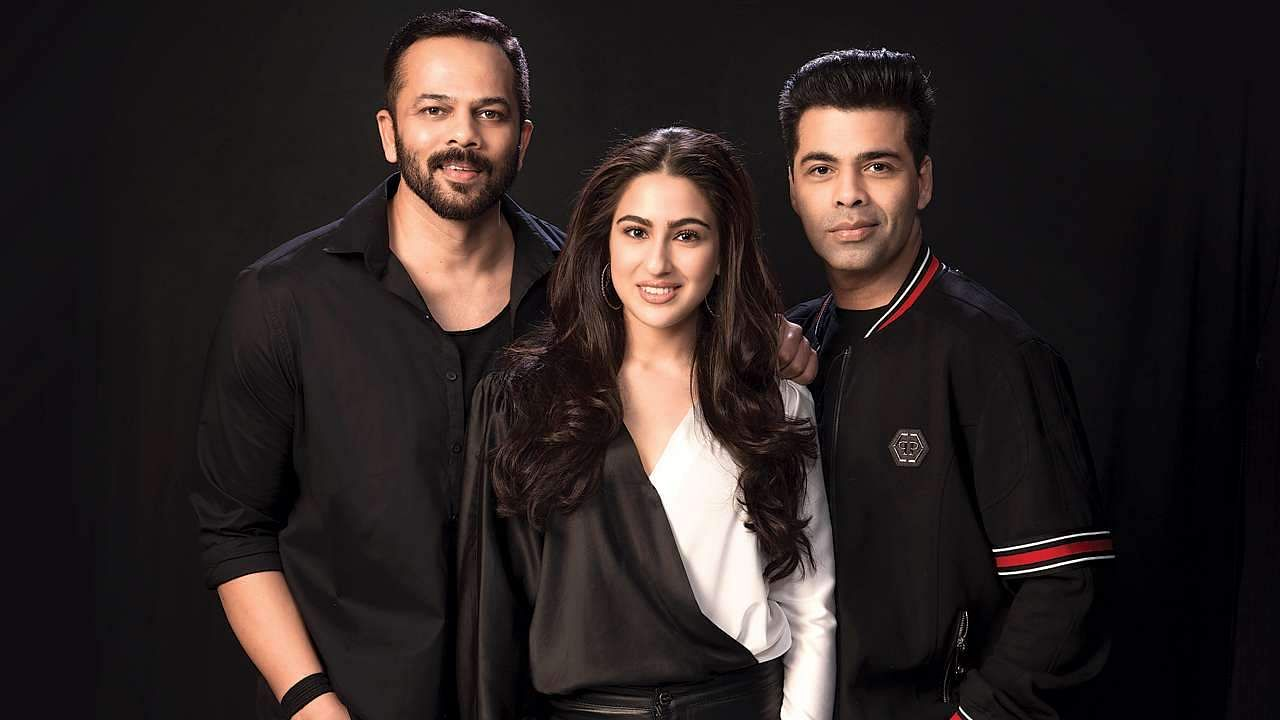 662458-rohit-shetty-sara-ali-khan-and-karan-johar
