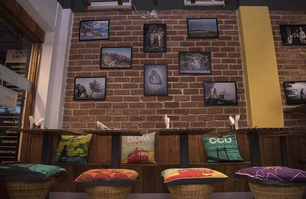 Kolkata Cafe Drifter Jodhpur Park