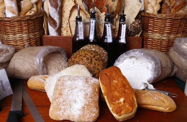 Healthy Breads menu The Bakery The Lalit Great Eastern