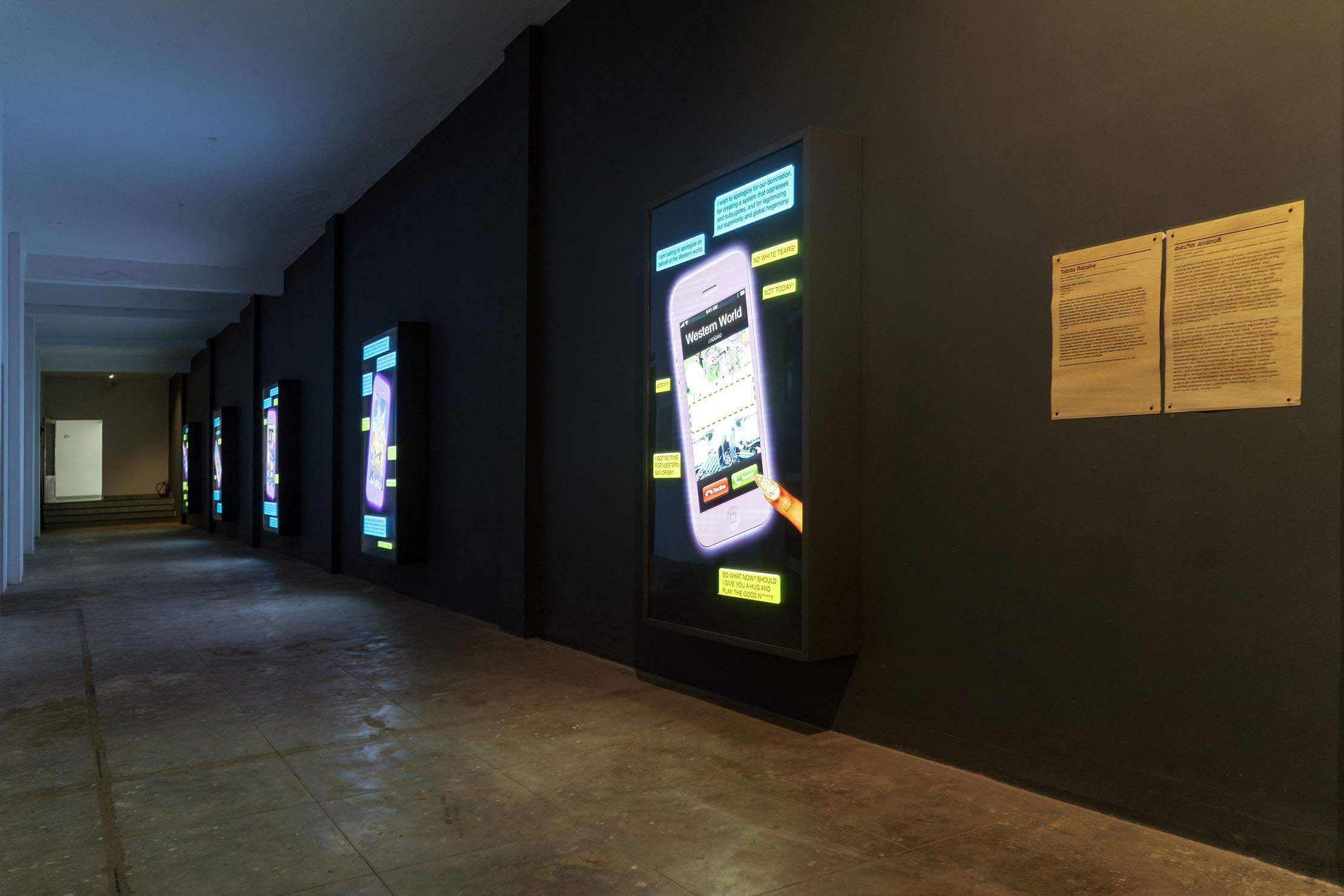 Tabita Rezaire Kochi Biennale 2018