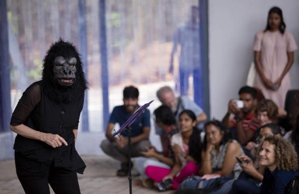 Guerilla Girls Kochi Muziris Biennale 2018