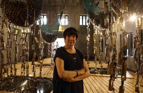 Sue Williamson Kochi Muziris Biennale 2018