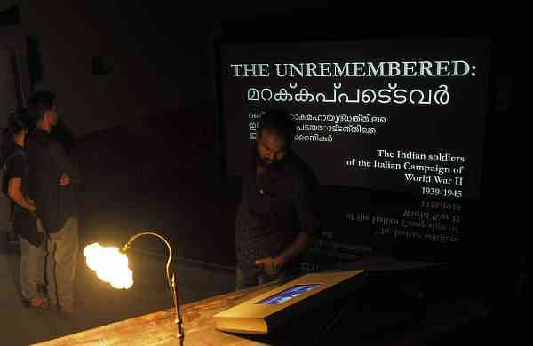 The Unremembered Kochi Muziris Biennale 2018