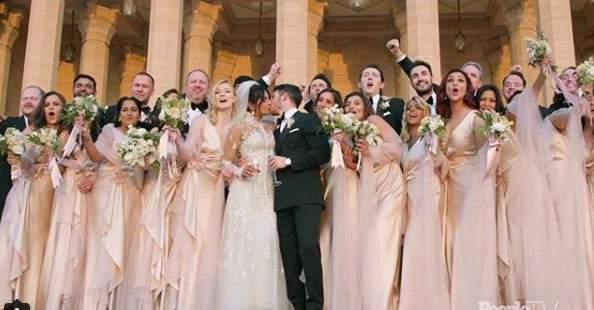 Watch: Priyanka Chopra, Nick Jonas' official wedding photos, video released