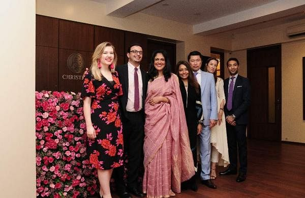 Christie's Mumbai celebrates the opening of the exhibition 'The Modern Connoisseur'