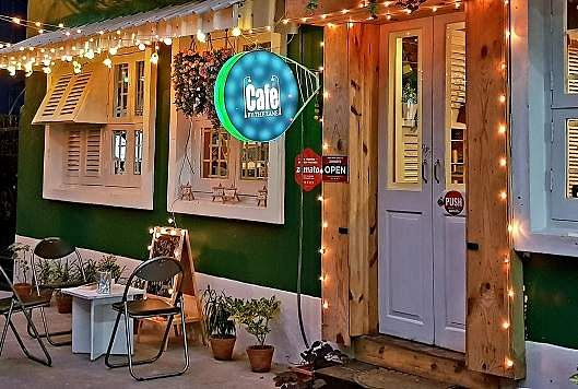 new cafes in Kolkata Hindustan Park