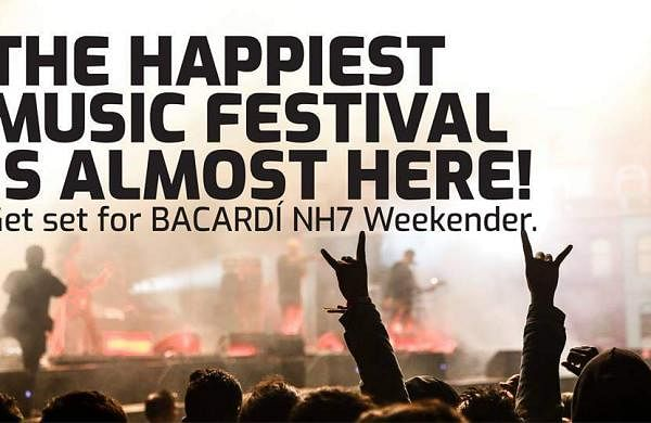 11 things to look out for at Bacardi NH7 Weekender Pune 2018