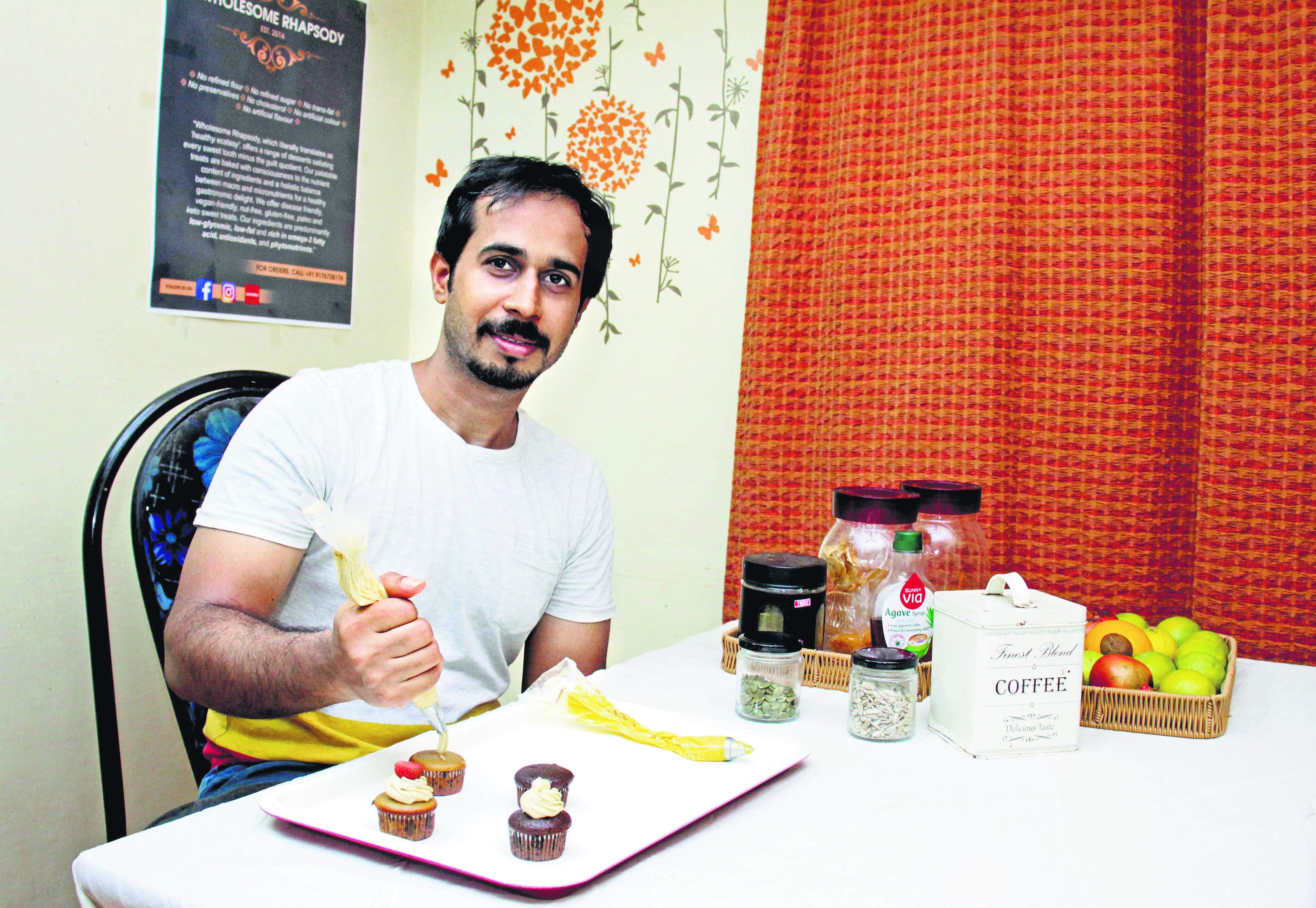 Cupcakes for cancer, Chennai