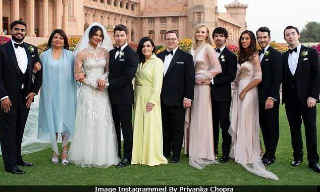 Priyanka Chopra shares new pictures, thanks Ralph Lauren, Sabyasachi, Abu Jani and Sandeep Khosla fo