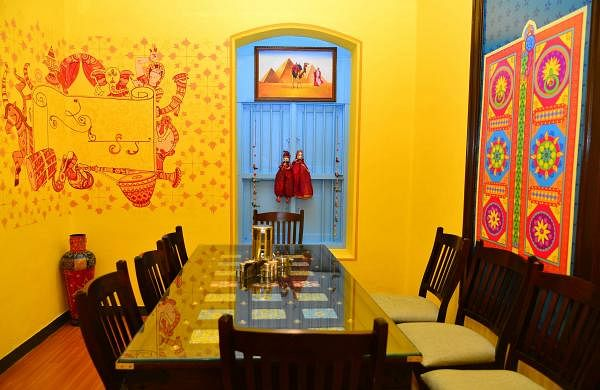 From kheema bati to laal maas dine like a royal at this