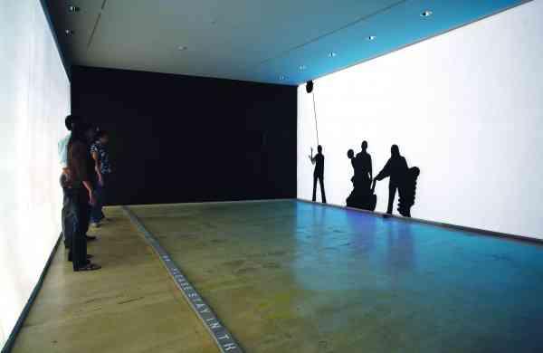 Shilpa Gupta's Shadow 3