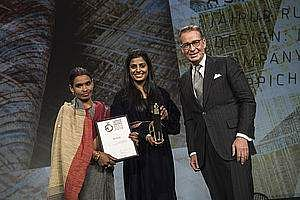 Bimla Devi and Kavita Chaudhary