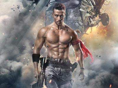 Tiger Shroff as 'Ronnie' is a rebel, in love with Disha Patani