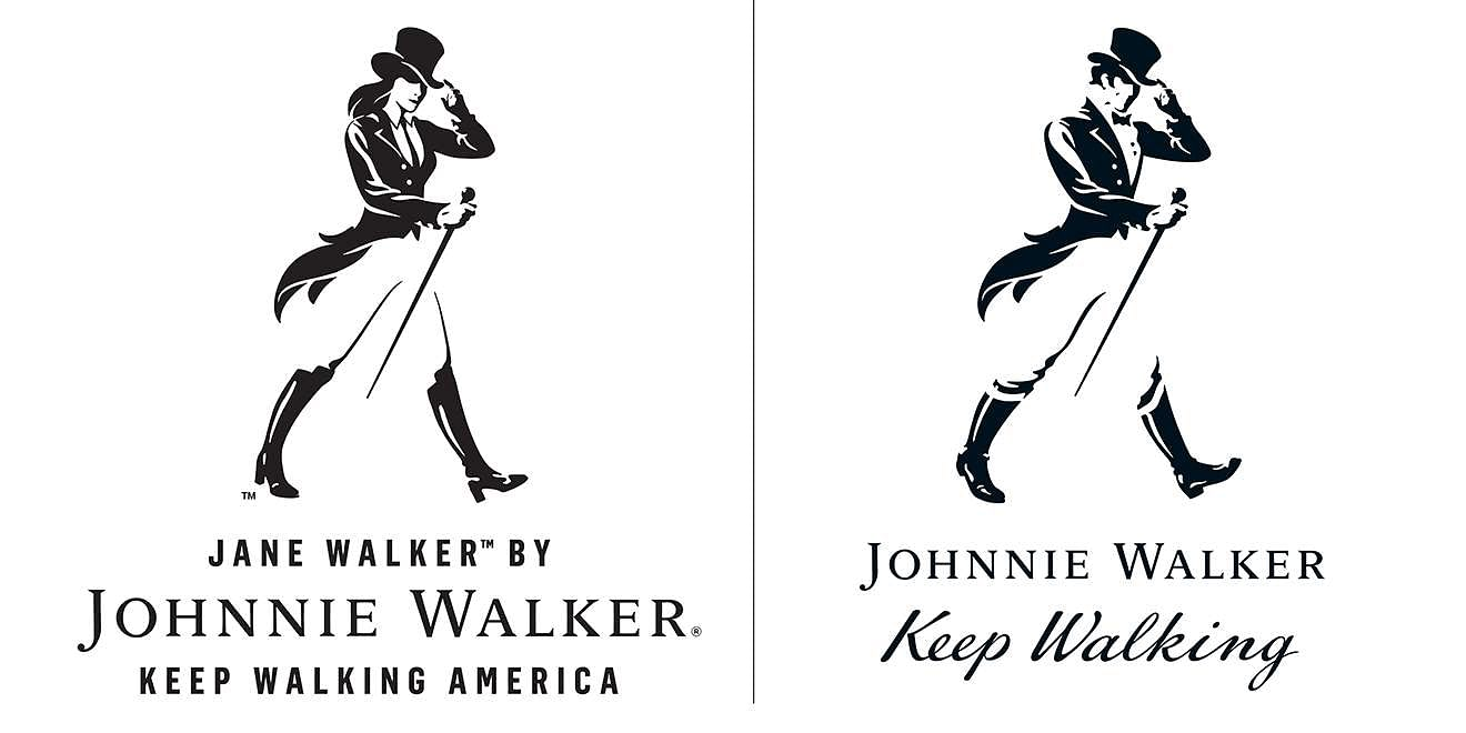 Diageo unveils 'Jane Walker', the first female version of Johnnie Walker