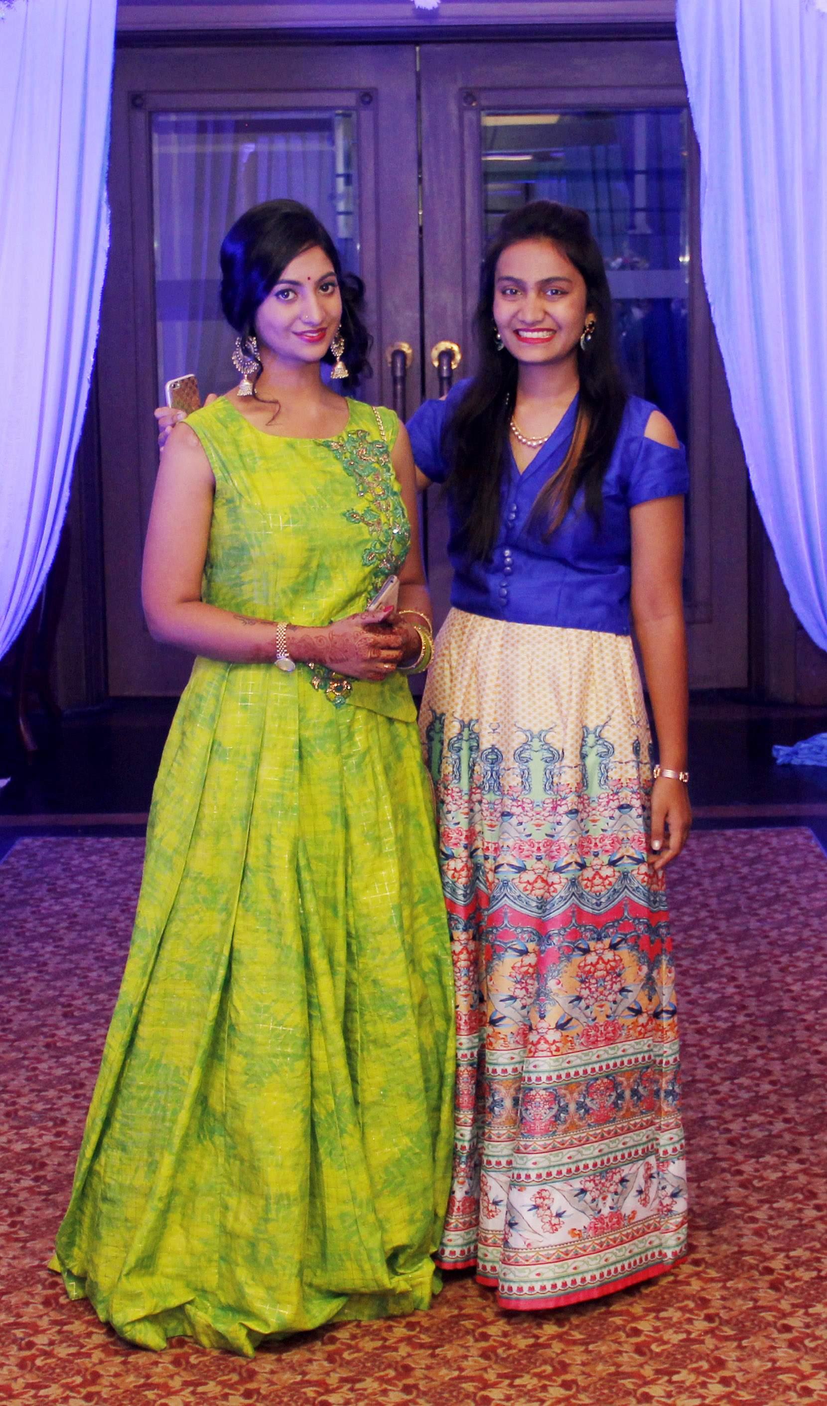 Jayalakshmi and Shreya