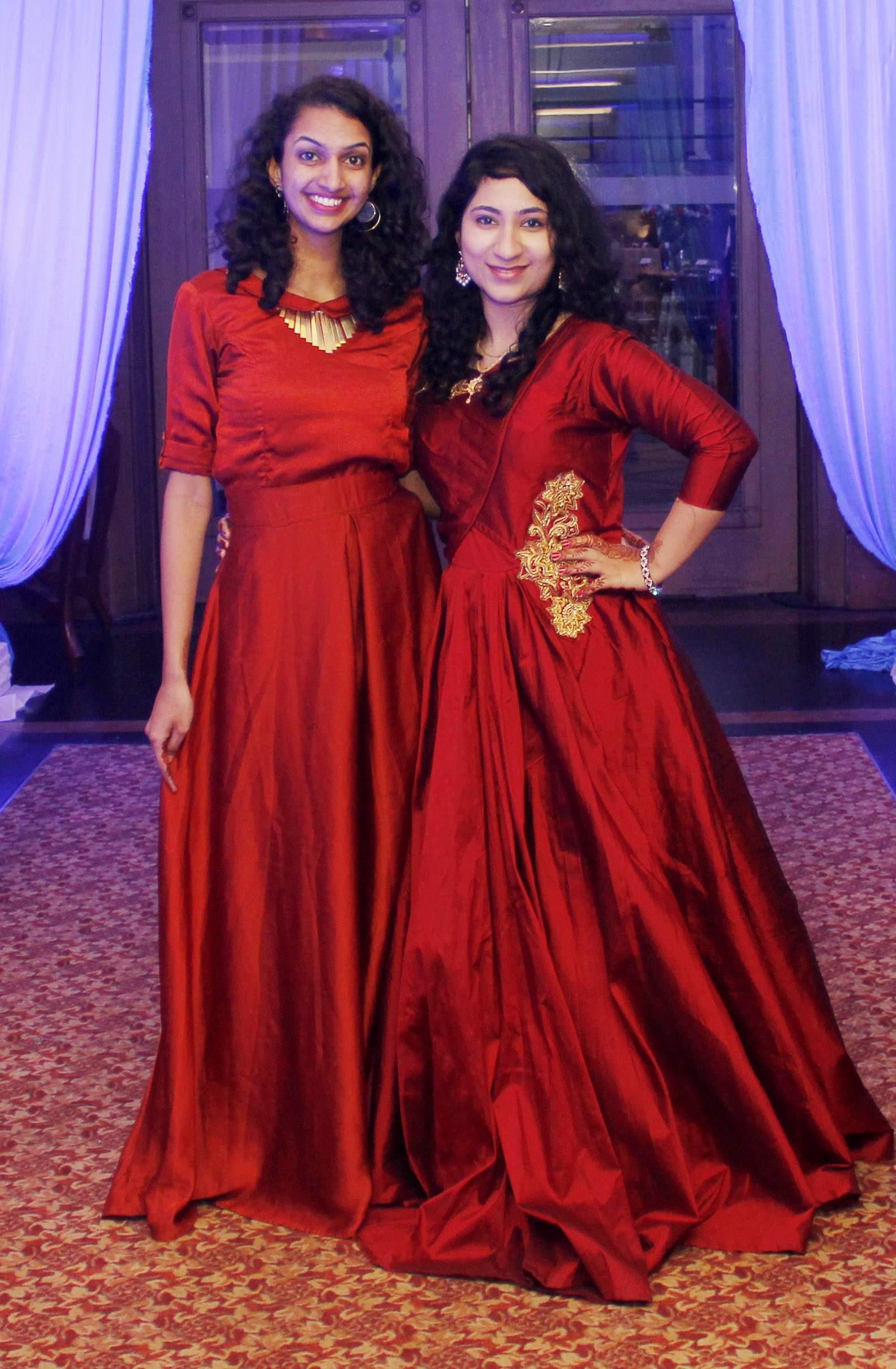 Supriya and Srujana