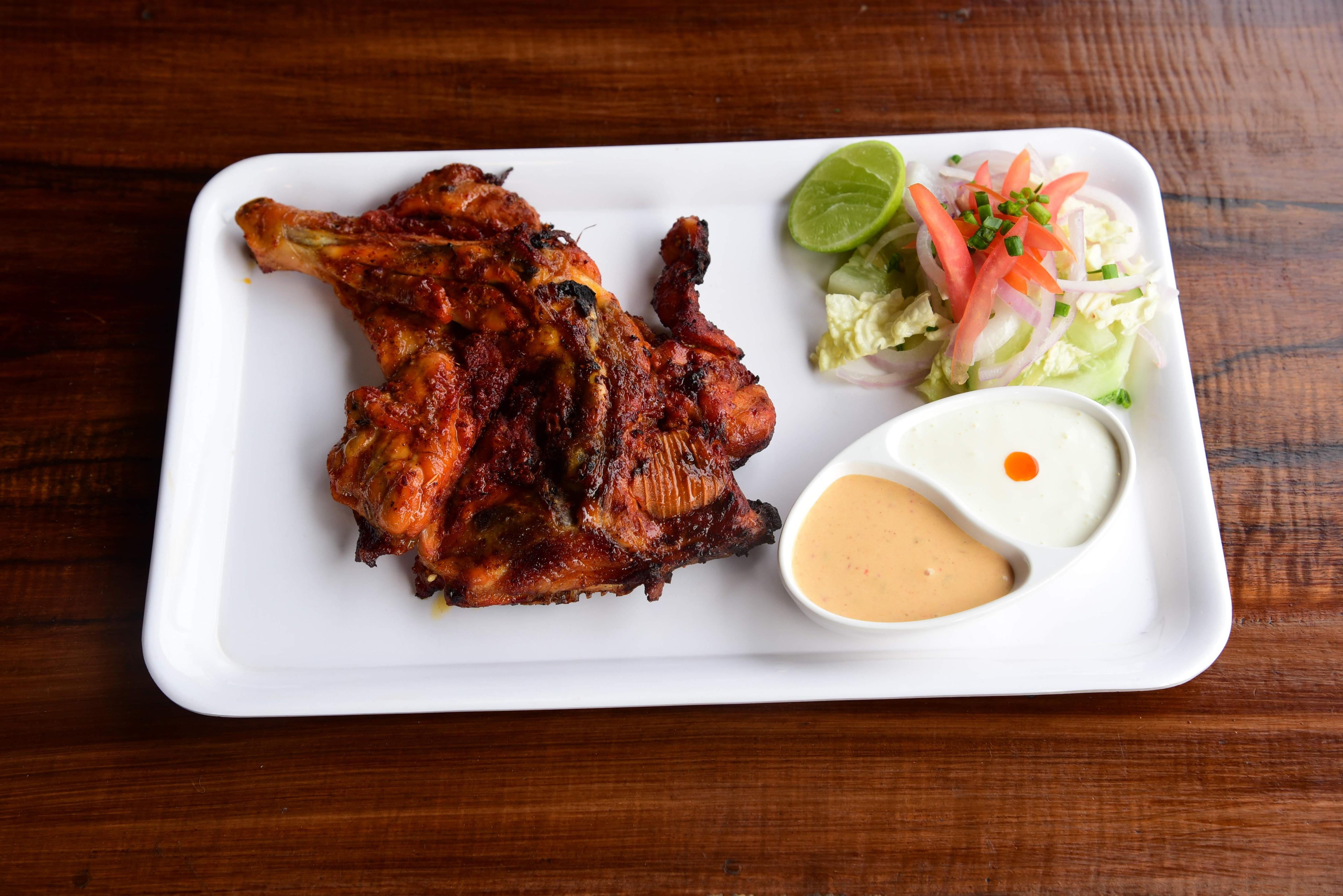 Cusiny S Grilled Chicken Is Aluva S Best Kept Secret