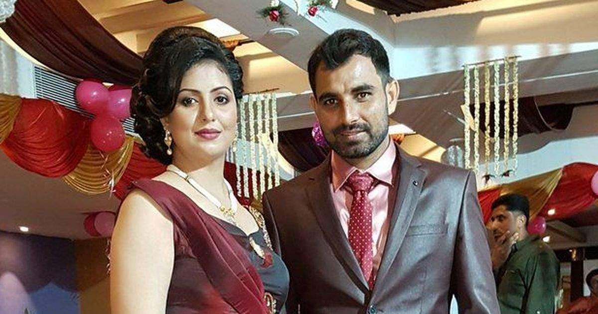 Pacer Mohammed Shami booked after wife lodges police complaint