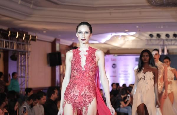 Jeff Albea at India Intimate Fashion Week Season 2