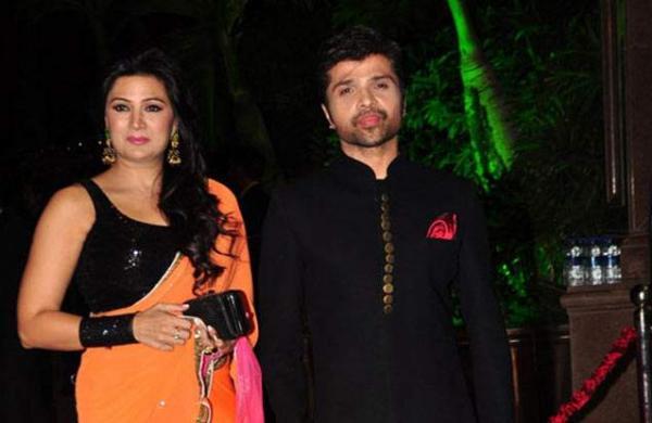 Sonia Kapoor and Himesh Reshammiya
