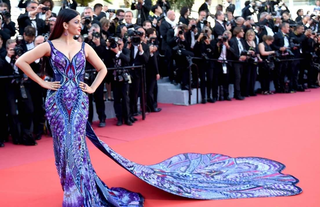 Aishwarya Rai's stunning red carpet