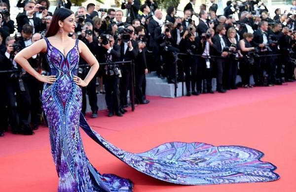 Aishwarya Rai's stunning red carpet