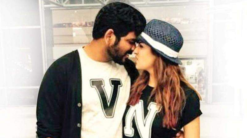 Vignesh Shivan and Nayanthara
