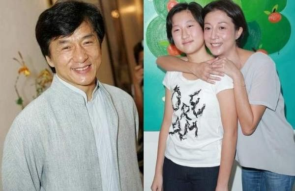 Jackie Chan, Etta Ng and Andi Autumn
