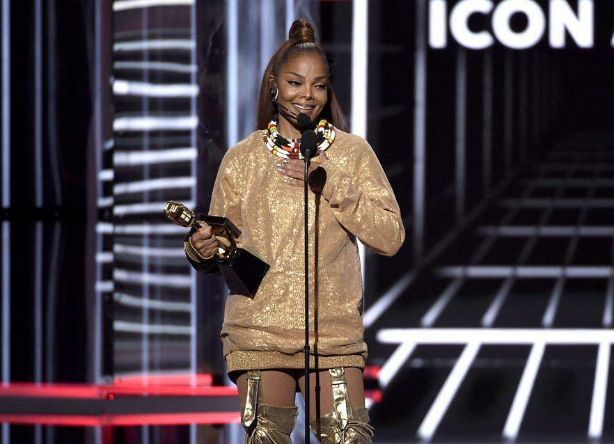 Janet Jackson performed on TV for the first time in nine-years at the 2018 Billboard Music Award.