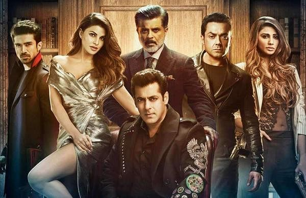 Cast of Race 3