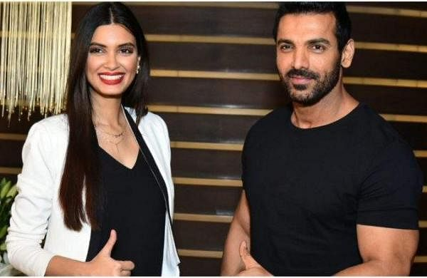 Diana Penty and John Abraham
