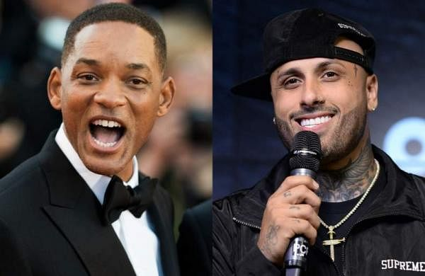 Will Smith, Nicky Jam