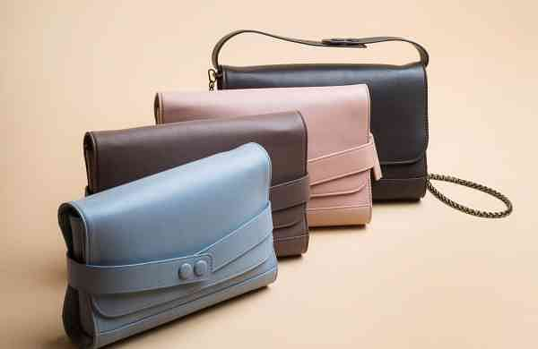 The convertible Bailey bag, that can be used as a purse, sling bag and a clutch bag