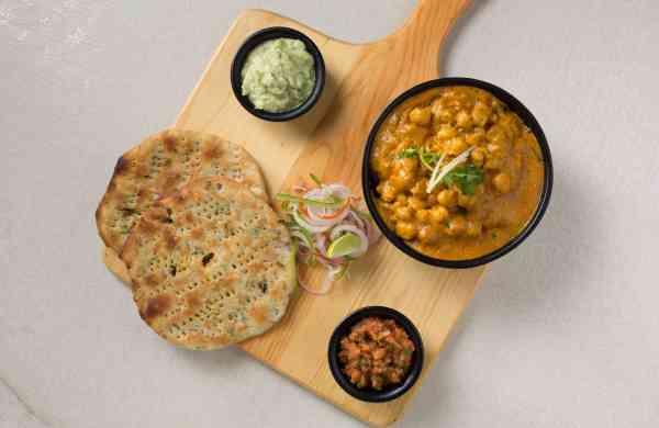 Indian veg platter