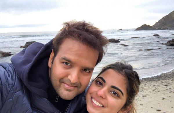 Anand_Pirama and Isha Ambani