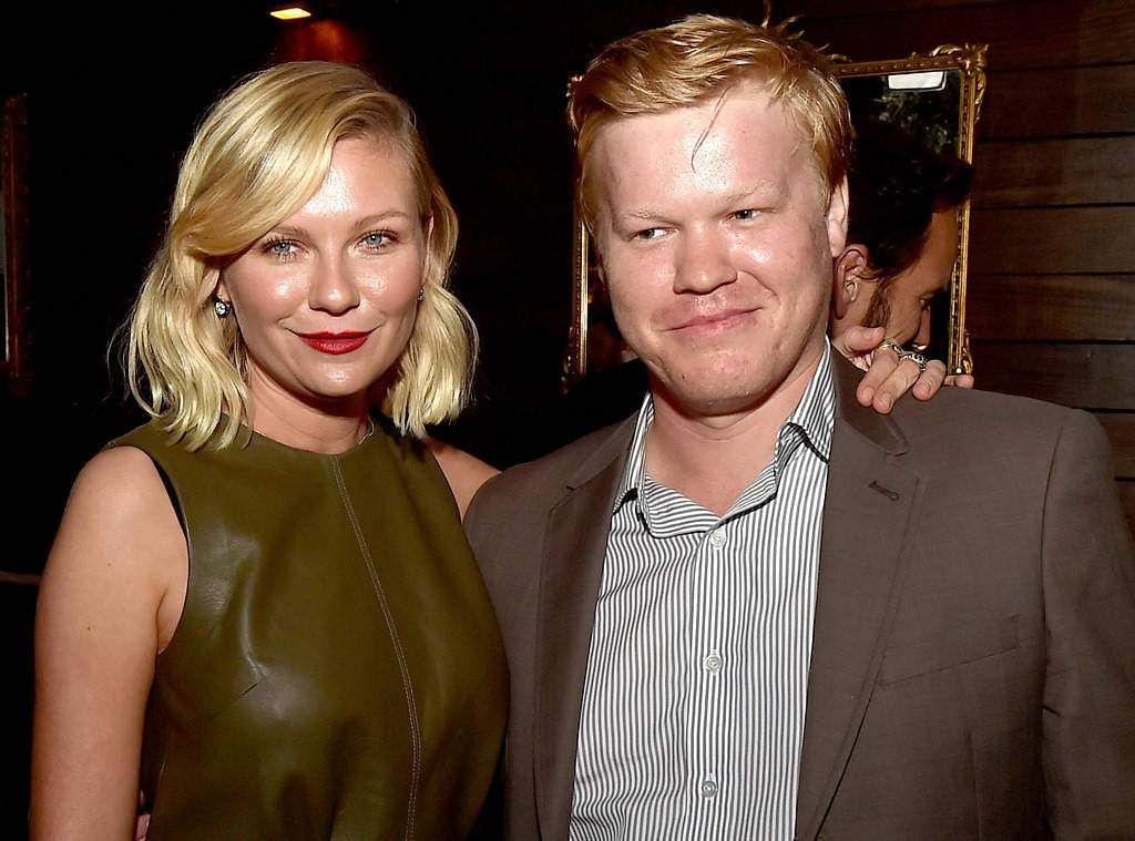 Kirsten Dunst Welcomes Baby Boy with Fiancé Jesse Plemons