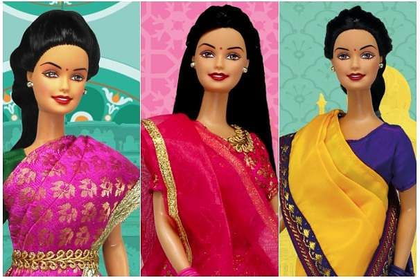 Barbie in India New Visits Sikkim's Gompas