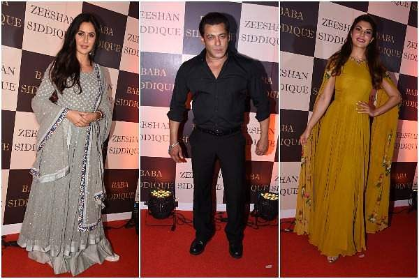A-listers of Bollywood attend Baba Siddique's grand iftar party