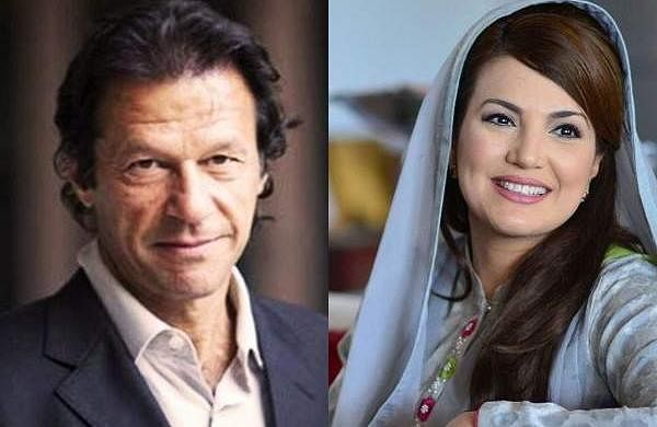Imran Khan, Reham Khan