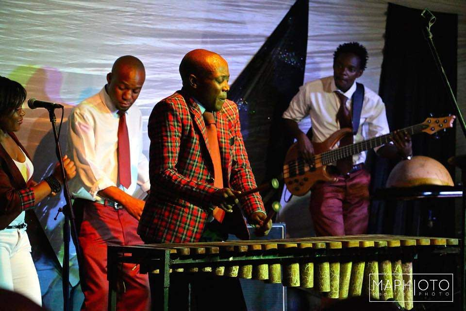 Blessing 'Bled' Chimanga and Dreams Band
